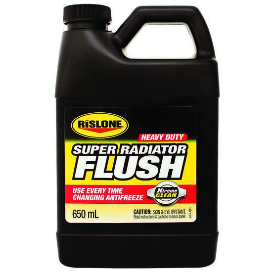 Rislone Heavy Duty Super Radiator Flush - 650mL, , scaau_hi-res