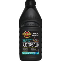 Penrite ATF LV Automatic Transmission Fluid 1 Litre, , scaau_hi-res