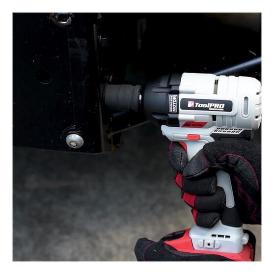 ToolPRO Impact Wrench Skin 18V, , scaau_hi-res