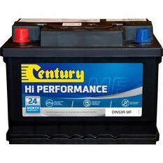Car Battery - DIN53R MF, 500 CCA, , scaau_hi-res