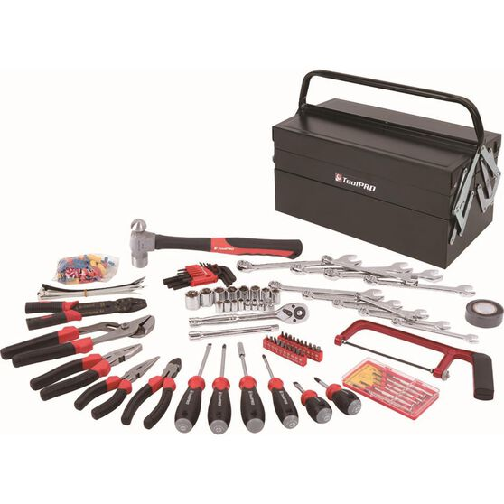 ToolPRO Tool Kit - Cantilever, 197 Piece, , scaau_hi-res