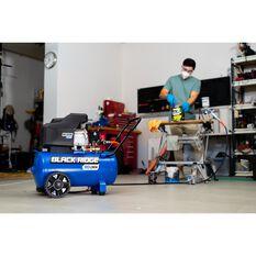 Blackridge Air Compressor 2.5HP  Direct Drive Hi Flow 40 Litre tank, , scaau_hi-res