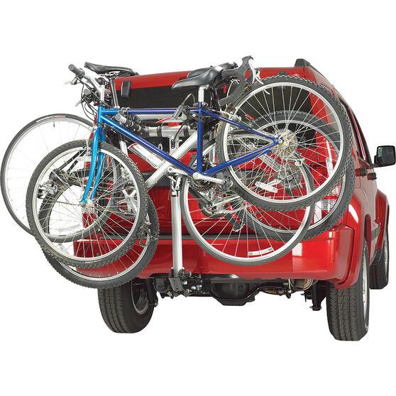 Rola Folding Bike Carrier - 3 Bike, Hitch Mount, , scaau_hi-res