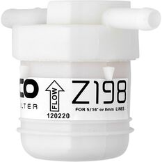 Ryco Fuel Filter Z198, , scaau_hi-res