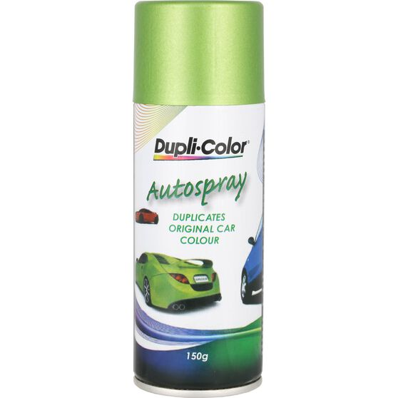 Dupli-Color Touch-Up Paint Electric Green Metallic 150g DSHY207, , scaau_hi-res