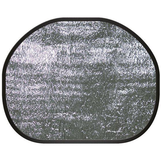 SCA Steering Wheel Shade - Silver, , scaau_hi-res