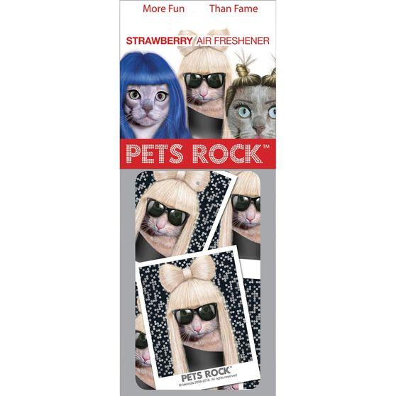 Pets Rock Gaga Air Freshener - Bubblegum, , scaau_hi-res