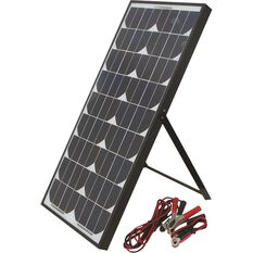 Regulated Solar Panel - 20 Watt, , scaau_hi-res