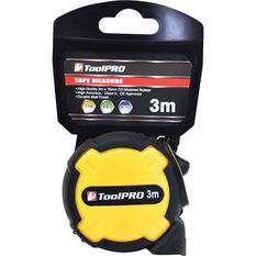 ToolPRO Tape Measure - 3m, , scaau_hi-res
