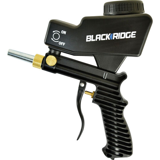 Blackridge Air Sand Blast Gun 600mL, , scaau_hi-res
