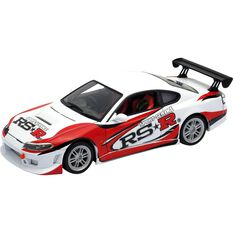 Welly Diecast Model Nissan S-15 RS-R - 1:24 Scale Car, , scaau_hi-res