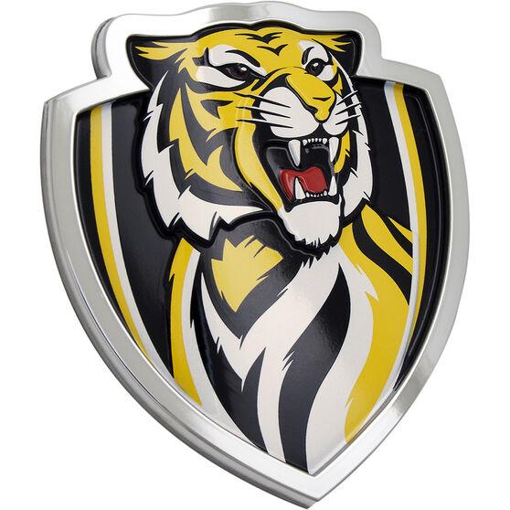 Richmond AFL Supporter Logo - 3D Chrome Finish, , scaau_hi-res