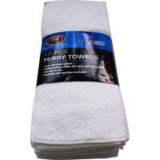 Terry Towel - 12 Pack, , scaau_hi-res
