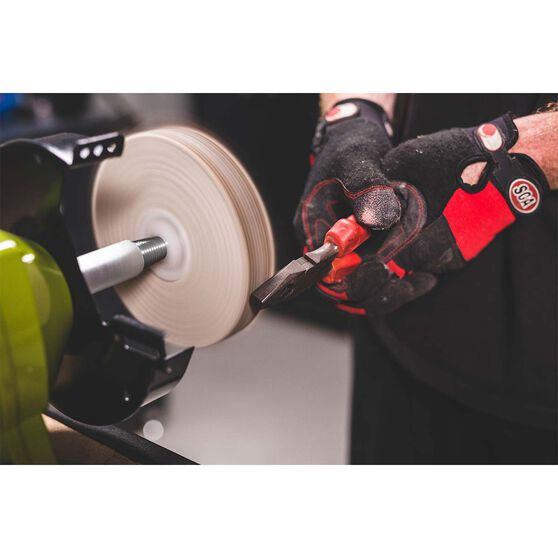 Toolpro Bench Grinder Polishing Kit 8 Piece Supercheap Auto