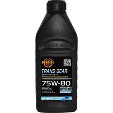 Penrite Trans Gear 75W-80 1 Litre, , scaau_hi-res