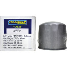 Transgold Automatic Transmission Filter Kit KFS718, , scaau_hi-res