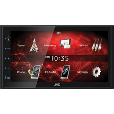"JVC 6.8"" Touchscreen Media Player - KWM150BT, , scaau_hi-res"