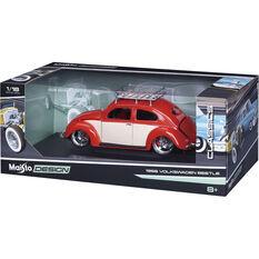 Die Cast 1956 VW Beetle - 1:18 Scale Model, , scaau_hi-res