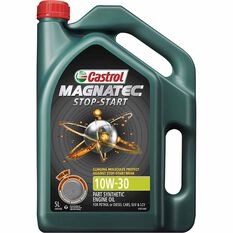 Castrol MAGNATEC Stop Start Engine Oil - 10W-30, 5 Litre, , scaau_hi-res