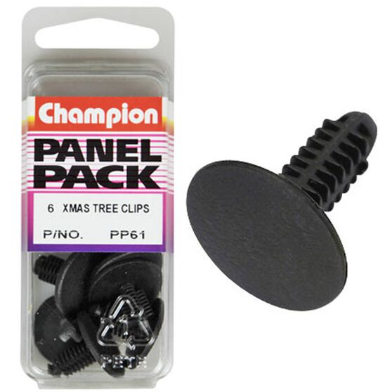 Champion Xmas Tree Clips - PP61, Panel Pack, , scaau_hi-res