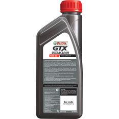 Castrol GTX Ultra Clean Engine Oil - 15W-40, 1 Litre, , scaau_hi-res