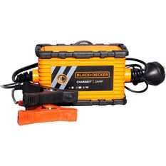 Black & Decker WP Battery Charger - 12V, 2 Amp, , scaau_hi-res