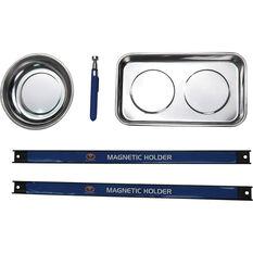 SCA Magnetic Parts Tray & Tool Set, 5 Piece, , scaau_hi-res