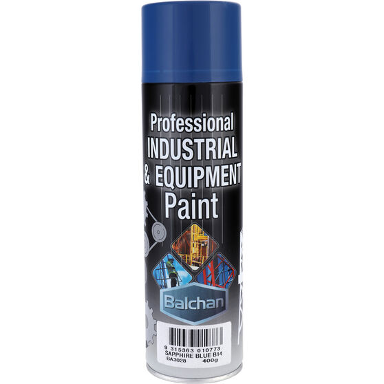 Industrial Enamel Sapphire Blue 400g, , scaau_hi-res