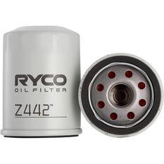 Ryco Oil Filter Z442, , scaau_hi-res