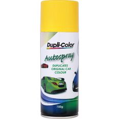 Dupli-Color Touch-Up Paint - Hazard Yellow, 150g, DSH208, , scaau_hi-res