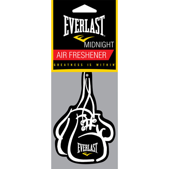 Everlast Black Glove  Air Freshener - Midnight, , scaau_hi-res