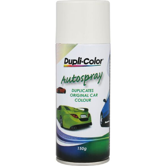 Dupli-Color Touch-Up Paint Tudor White 150g DST56, , scaau_hi-res