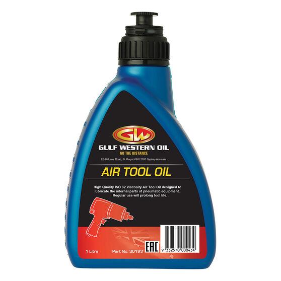 Gulf Western Air Tool Oil - 1 Litre, , scaau_hi-res