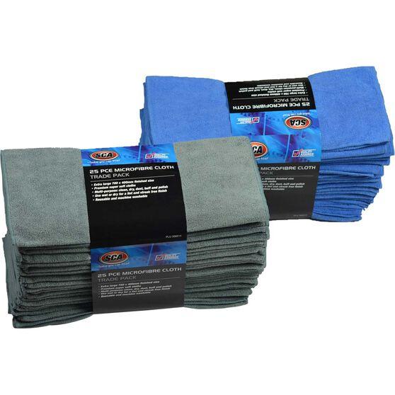 SCA Microfibre Cloths - 25 Pack, , scaau_hi-res