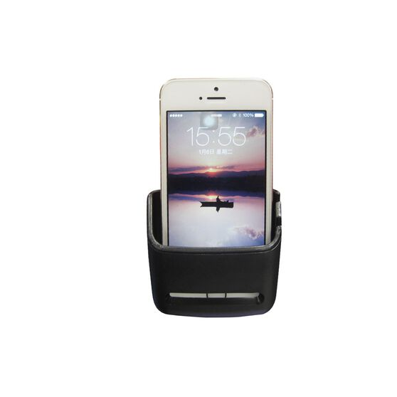 SCA Phone Holder - Dash Mount, Black, , scaau_hi-res
