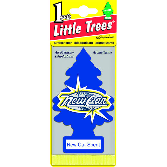 Little Trees Air Freshener - New Car, 1 Pack, , scaau_hi-res