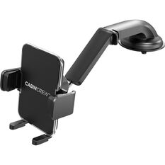 Cabin Crew Long Arm Suction Mount Expanding Car Phone Holder, , scaau_hi-res