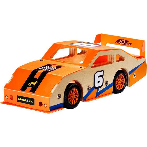 Stanley Jnr Build Kit - Race Car, Medium, , scaau_hi-res