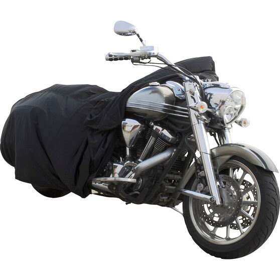 CoverALL Motorcycle Cover - Prestige Protection - Suits Large Motorcycles, , scaau_hi-res