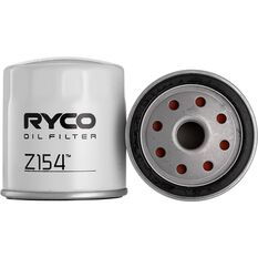 Ryco Oil Filter - Z154, , scaau_hi-res