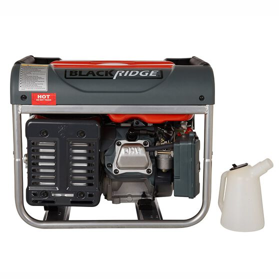 Blackridge Generator - 4 Stroke, 2400W, , scaau_hi-res