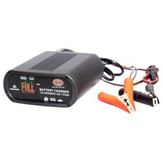 SCA Battery Charger - 7 Stage, 12V, 10 Amp, , scaau_hi-res