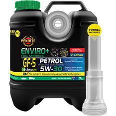 Penrite Enviro+ GF-5 Engine Oil 5W-30 7 Litre, , scaau_hi-res