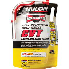 Nulon EZY-SQUEEZE Multi-Vehicle CVT Transmission Fluid 1 Litre, , scaau_hi-res