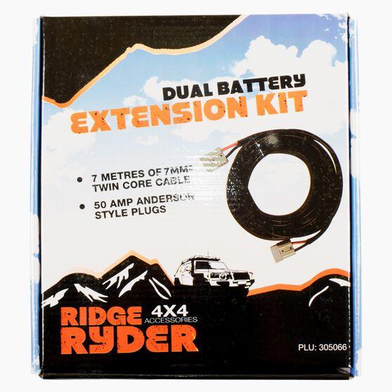 Ridge Ryder 50 AMP Plug Extension Kit, , scaau_hi-res