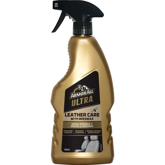 Armor All Ultra Leather Protectant - 500mL, , scaau_hi-res