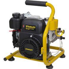 Stanley Portable Petrol Pressure Washer - 2.6Hp, , scaau_hi-res
