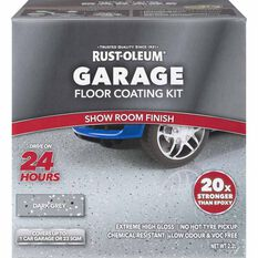 Rustoleum Dark Grey Floor Kit 1-Car Garage, , scaau_hi-res