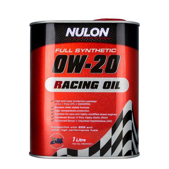 Racing Engine Oil - 0W-20, 1 Litre, , scaau_hi-res