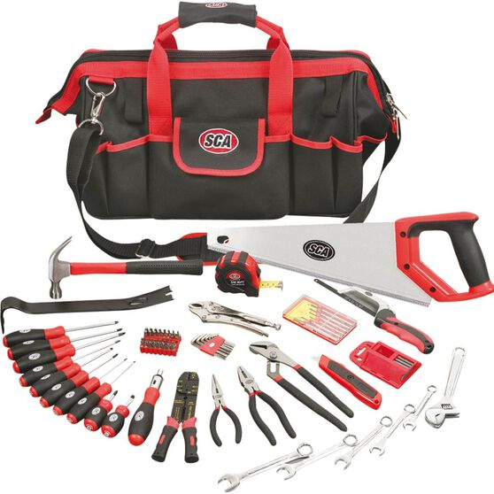 SCA Handyman Tool Kit - 126 Piece, , scaau_hi-res